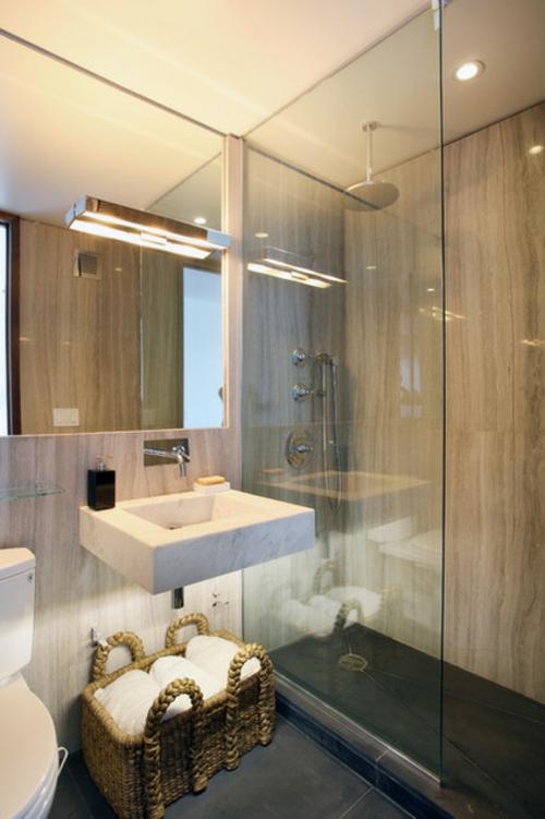 Profi-Tipps für Haus Renovierung badezimmer glas wände