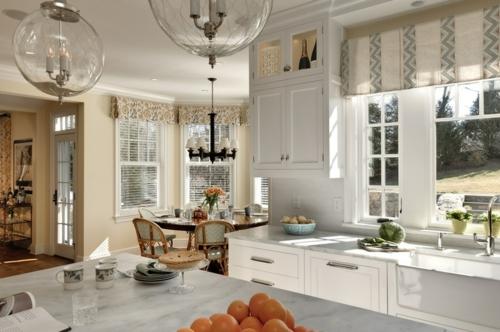 Profi-Tipps für Haus Renovierung küche insel kugel glas kronleuchter