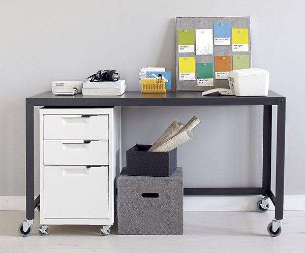 schickes homeoffice design wie kann man den arbeitsplatz. Black Bedroom Furniture Sets. Home Design Ideas