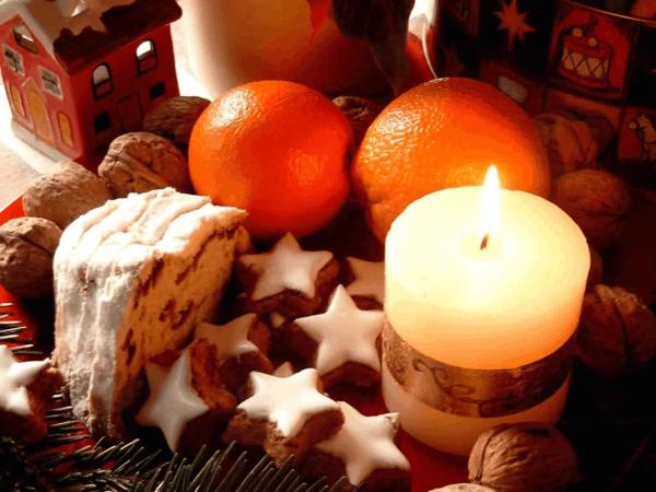advent bescherung weihnachten duft plätzchen deko stimmung geschenke
