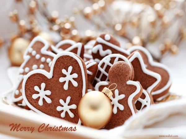 advent bescherung weihnachten lebkuchen plätzchen deko herz