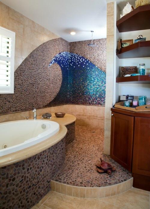 21 aktuelle wohnideen f 252 r attraktive badezimmer design d 233 coration marine floriane lemari 233