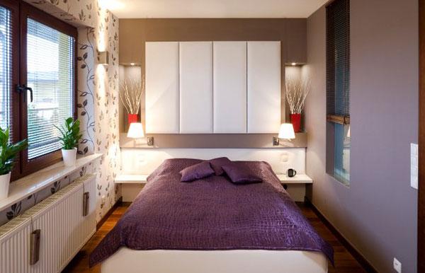 Coole Deko Ideen Für Das Kleine Schlafzimmer U2013 10 Nützliche Vorschläge ...