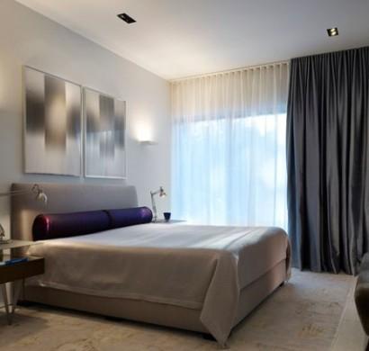 coole deko ideen für das kleine schlafzimmer - 10 nützliche vorschläge, Schlafzimmer
