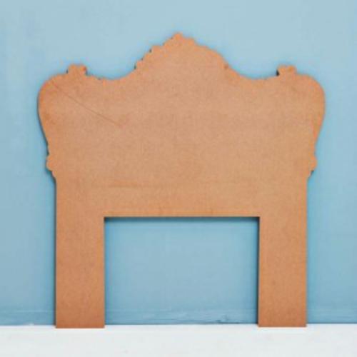 deko idee im schlafzimmer selbermachen pappe material