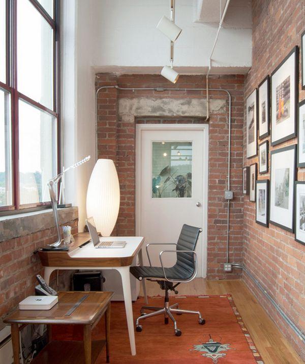 designer büro airia desk arbeitsplatz praktisch fenster eng