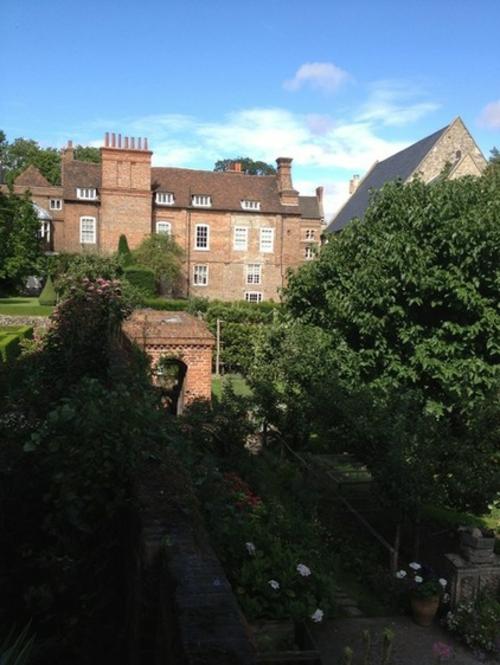 englischer stadtgarten außenbereich gestaltung kunst grün