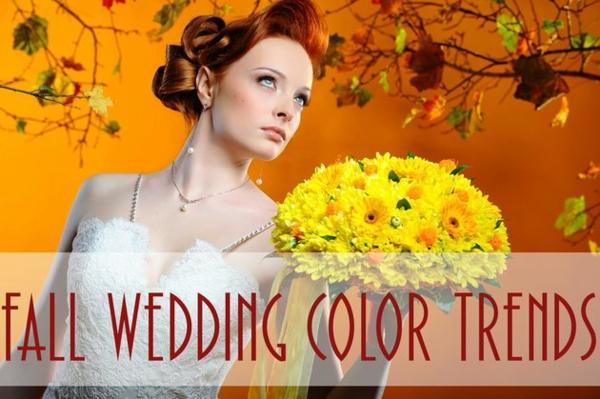 erstaunliche Hochzeit im Herbst farben dekoration strauch braut