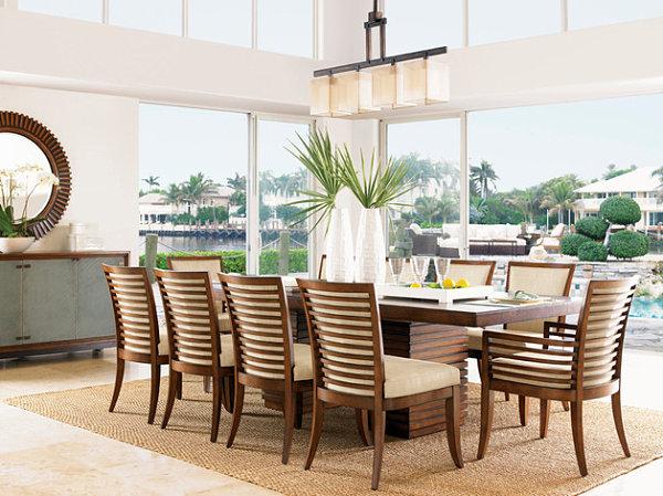 haben sie exotische pflanzen zu hause eine tropical look dining room furniture dining room home