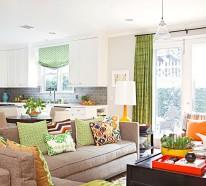 20 Einrichtungsideen für familienfreundliche Wohnzimmer