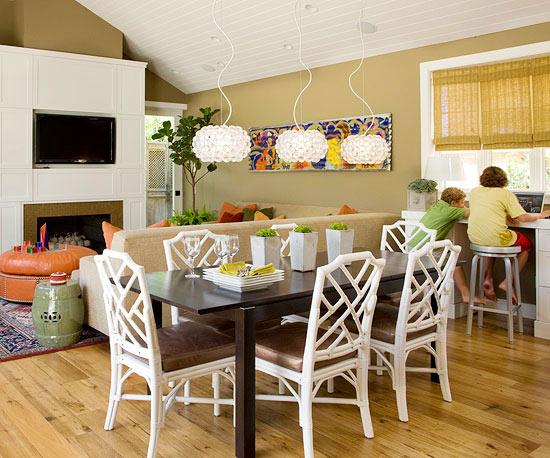 familienfreundliche wohnzimmer 20 einrichtungsideen f r sie. Black Bedroom Furniture Sets. Home Design Ideas
