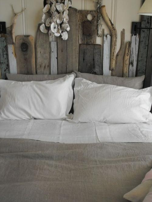 Wandgestaltung Schlafzimmer Landhausstil ~ Übersicht Traum ... Schlafzimmer Landhausstil