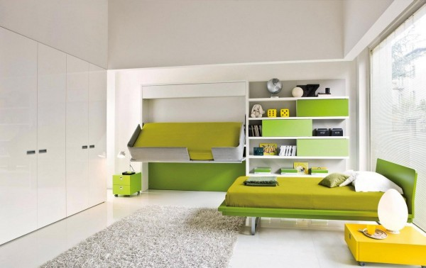 Grau Gelbes Kinderzimmer – Quartru.com