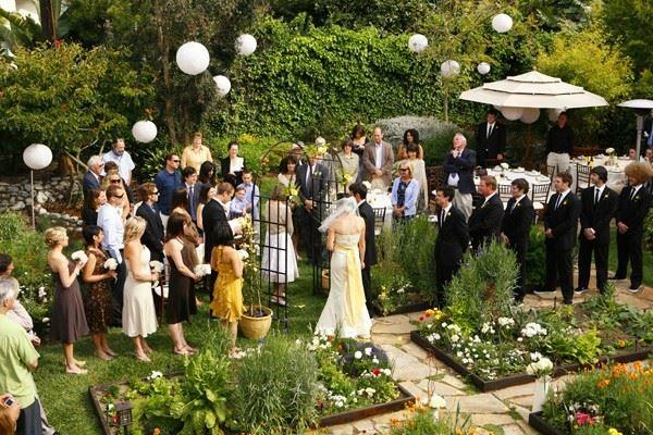 Bezaubernde Hochzeit Deko Im Garten U2013 10 Inspirierende Ideen ...