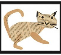 """Katzen Deko – Widmen Sie Ihre Dekoration dem Thema: """"Katze"""""""