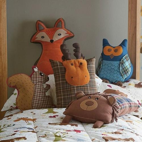 Kinderzimmer einrichten ein tolles vintage ambiente f r for Kinderzimmer wald