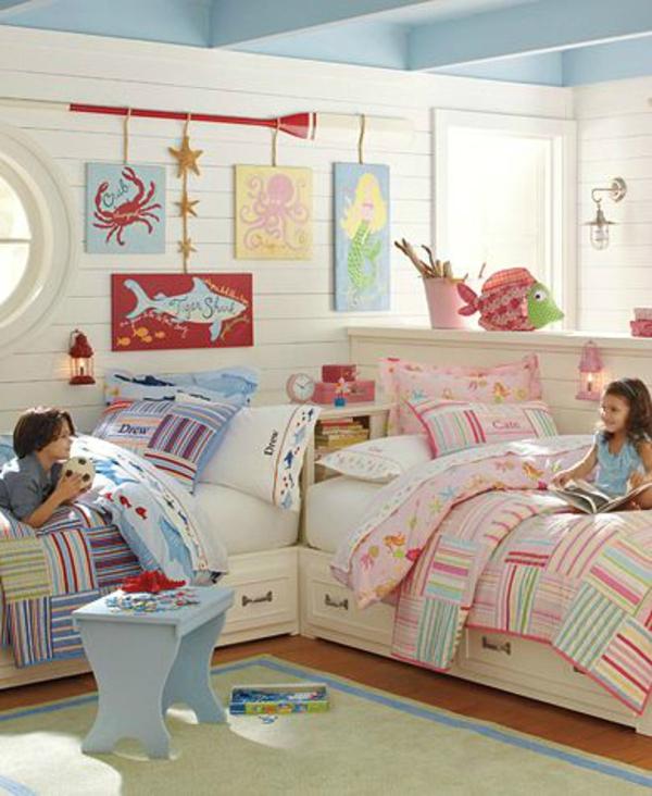 Kinderzimmer komplett gestalten junge und m dchen teilen for Kinderzimmer komplett junge
