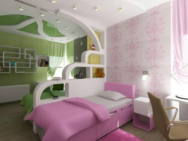 Kinderzimmer komplett gestalten junge und m dchen teilen for Kinderzimmer farben junge