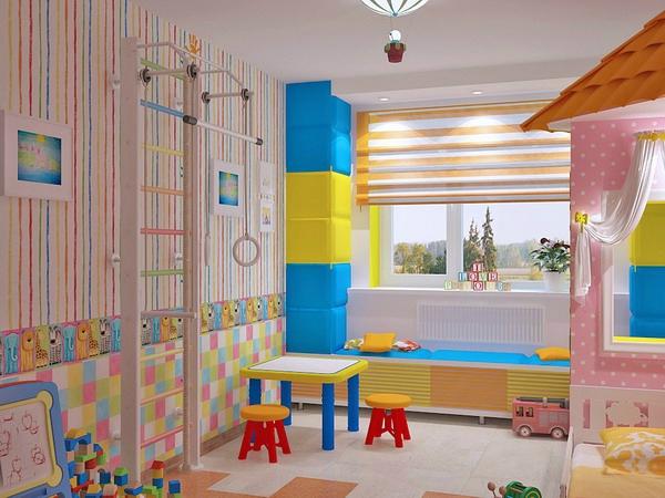Kinderzimmer komplett gestalten junge und m dchen teilen for Komplett kinderzimmer