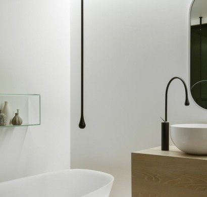 Luxus Badezimmer - genial und modern von Minosa Design