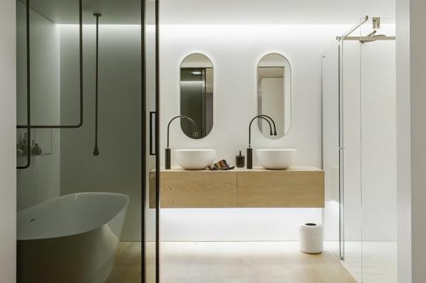 luxus badezimmer - genial und modern von minosa design - Luxus Badezimmer Modern