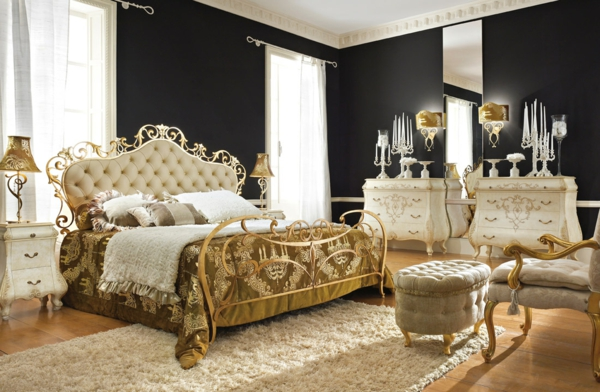 luxus einrichtungsideen elegante kerzenständer in weiß