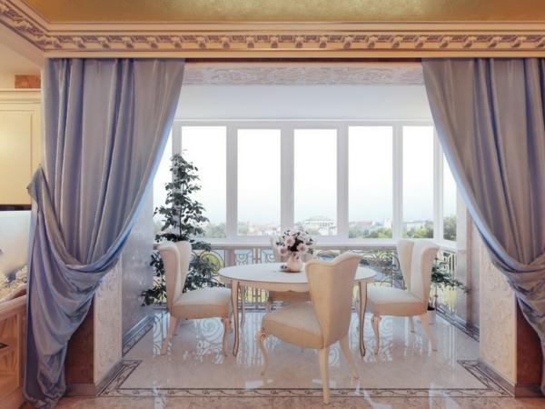 luxus einrichtungsideen glänzender marmor bodenbelag