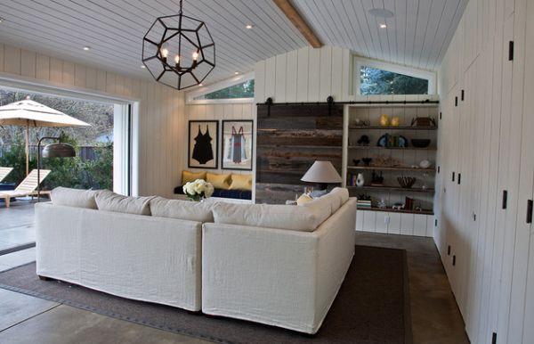 maritim einrichten - 30 frische ideen für ihr interieur im strand-look, Wohnzimmer dekoo