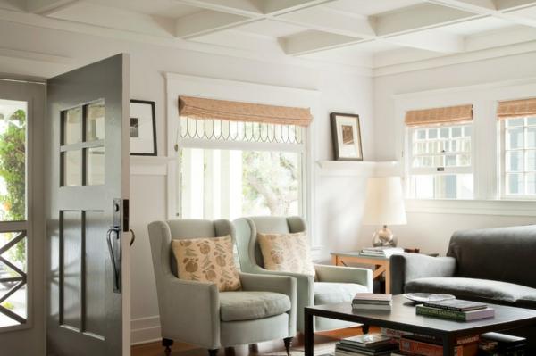 Weisse Holzdecke Ihr Traumhaus Ideen