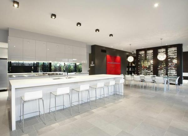 Modernes architektenhaus im herzen von melbourne australien - Architektenhaus innen ...