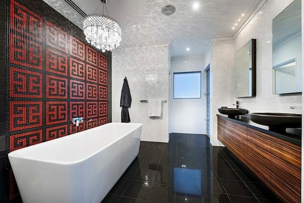 Best Moderne Badezimmer Beleuchtung Gallery - House Design Ideas