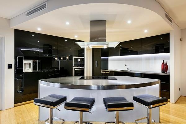 Modernes Architektenhaus in der australischen Metropole Perth