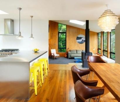 Modernes designer haus mitten in der wilden natur von for Designer haus