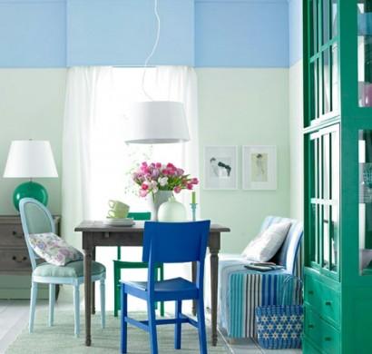 Raumgestaltung mit farben welche farben finden platz in for Raumgestaltung mit farben