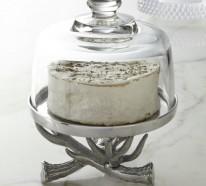 20 festliche Dekoideen für schöne Tortenständer und Kuchenplatten