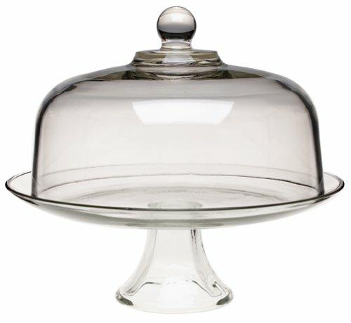 schöne Tortenständer Designs kuchen frisch gebacken glas stabil deckel