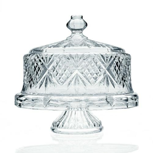 schöne Tortenständer und kuchenplatten Designs  frisch glas