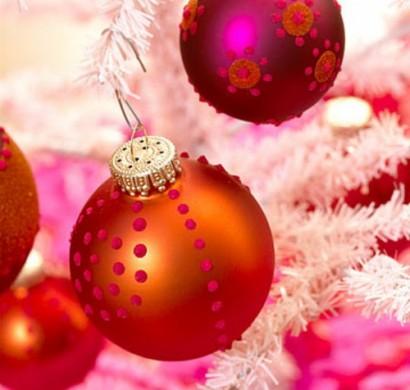 Schicke Weihnachtskugeln U2013 Wie Sie Ihren Christbaumschmuck Aufpeppen Können