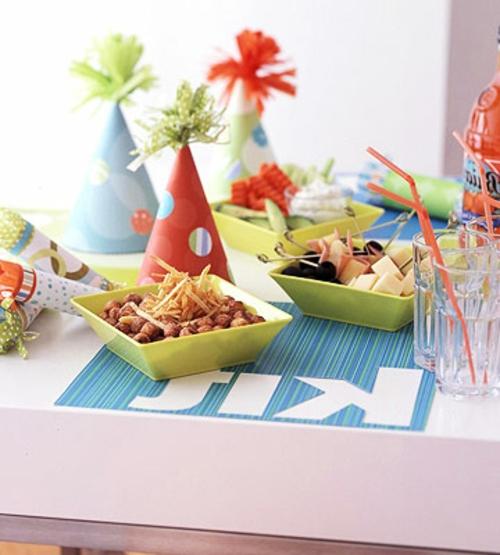 silvester party zum knabbern für kinder