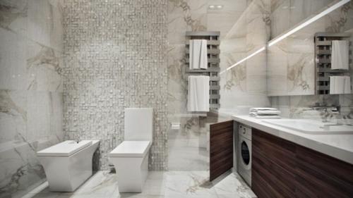 Modernes apartment mit atemberaubender inneneinrichtung in deutschland for Architecture interieure salle de bain besancon