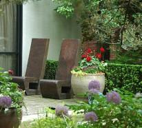 stilvolle gartenstühle für ihren außenbereich, Hause und garten
