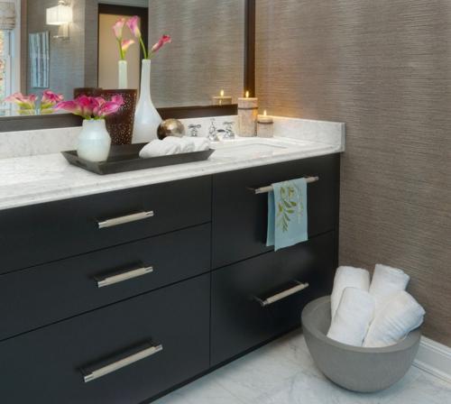 tolle Einrichtungsideen und Wohnaccessoires badezimmer eklektisch stil
