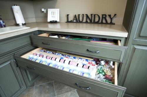 tolle Einrichtungsideen und Wohnaccessoires waschküche schubladen