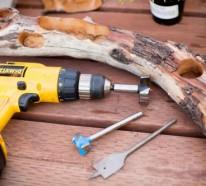 Schöne Dekoration aus Treibholz selber machen