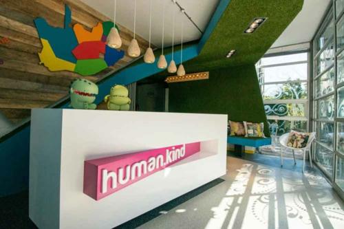 ultramoderne coole Office Designs rezeption hängelampen plüschtiere