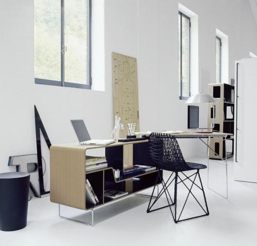 ultramoderne coole Office Designs schreibtisch minimalistisch stuhl