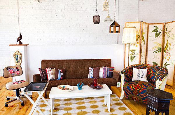 Vintage Style Interieur - 10 Räume mit einem besonderen Retro Touch