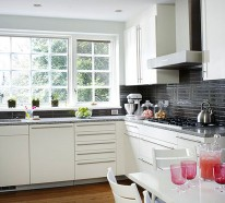 wei e k chenschr nke f r jeden geschmack 15 elegante designs. Black Bedroom Furniture Sets. Home Design Ideas