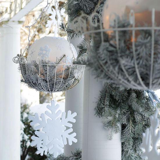 weihnachten verzierung ornamente schneeflocke weiß