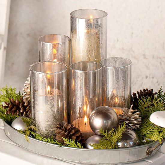 Tolle weihnachtsdeko ideen im freien 30 inspirierende - Weihnachtsdeko modern ...